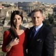 Roma, Monica Bellucci e Daniel Craig ai Fori Imperiali06