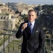Roma, Monica Bellucci e Daniel Craig ai Fori Imperiali08