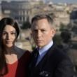 Roma, Monica Bellucci e Daniel Craig ai Fori Imperiali09