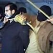 Saddam Hussein, cappio impiccagione 06