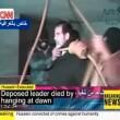Saddam Hussein, cappio impiccagione 05