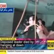 Saddam Hussein, cappio impiccagione 03