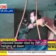Saddam Hussein, cappio impiccagione 02