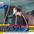 Saddam Hussein, cappio impiccagione