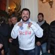 "Matteo Salvini chiede scusa e sfodera felpa ""Sicilia"""
