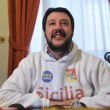 "Matteo Salvini chiede scusa e sfodera felpa ""Sicilia""05"