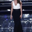 Conchita Wurst ospite della seconda serata di Sanremo 2015 - LaPresse