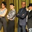 Sanremo, FOTO con Arisa, Rocio ed Emma Marrone. Carlo Conti19