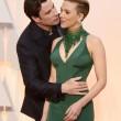 Scarlett Johansson agli Oscar 2015 con i capelli rasati sulle tempie07