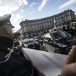 Sciopero vigili urbani Roma, traffico in tilt 7