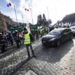 Sciopero vigili urbani Roma, traffico in tilt 5