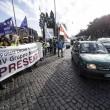 Sciopero vigili urbani Roma, traffico in tilt 4