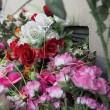 Copenaghen, fiori sul luogo dove è stato ucciso il terrorista02
