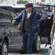 James Bond ko per una buca: Daniel Craig sbatte la testa 06