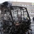 Bombe ucraine a Donetsk controllata dai filo-russi 02