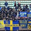 """VIDEO Youtube, """"Mattarella terrone"""": coro degli ultras Verona a Palermo"""