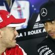 F1 Australia. Hamilton vince, doppietta Mercedes. Ferrari di Vettel terza FOTO 3