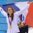 VIDEO YouTube, Camille Muffat quando vinse l'oro alle Olimpiadi di Londra 01