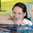 VIDEO YouTube, Camille Muffat quando vinse l'oro alle Olimpiadi di Londra 05