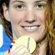 VIDEO YouTube, Camille Muffat quando vinse l'oro alle Olimpiadi di Londra 06