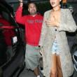 Rihanna casta di giorno e super hot di sera 13