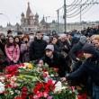 Nemtsov, video dell'omicidio. In migliaia sfilano a Mosca per l'oppositore 4