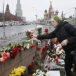 Nemtsov, video dell'omicidio. In migliaia sfilano a Mosca per l'oppositore 2
