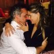Claudia Galanti e Tommaso, notte di fuoco: «Urla, strepiti e schiamazzi in casa di lei»