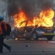 Bce. Francoforte brucia, Blockupy contro la nuova sede: scontri e cariche 1
