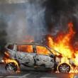 Bce. Francoforte brucia, Blockupy contro la nuova sede: scontri e cariche 12
