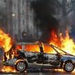 Bce. Francoforte brucia, Blockupy contro la nuova sede: scontri e cariche 15