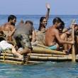 isola dei famosi, i naufraghi prima e dopo FOTO (quasi) tutti più magri...