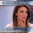 Cristina Buccino con la camicetta scollata a Mattino 5. E Alex Belli... FOTO-VIDEO (20)