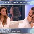 Cristina Buccino con la camicetta scollata a Mattino 5. E Alex Belli... FOTO-VIDEO (3)