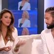 Cristina Buccino con la camicetta scollata a Mattino 5. E Alex Belli... FOTO-VIDEO (5)