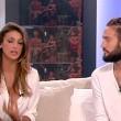 Cristina Buccino con la camicetta scollata a Mattino 5. E Alex Belli... FOTO-VIDEO (6)