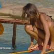 Cristina Buccino copriti la tetta... Incidente hot durante la prova delle corde (17)