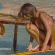 Cristina Buccino copriti la tetta... Incidente hot durante la prova delle corde (22)