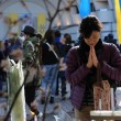 Tsunami e Fukushima, 4 anni fa la tragedia: Giappone si ferma in ricordo vittime15