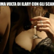 Ilary Blasi nel locale per scambisti per Le Iene06