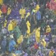 """VIDEO YouTube - Lite e pugni tra giornalisti Rai durante Fiorentina-Milan: """"Hai rotto il c..."""" 10"""