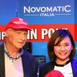 Niki Lauda in visita a Novomatic Italia a Rimini 02