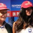 Niki Lauda in visita a Novomatic Italia a Rimini 03