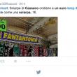 Parma, sciarpa Antonio Cassano in vendita ad un euro FOTO