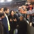 Roma-Fiorentina, Nainggolan risponde a tifoso VIDEO