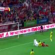 Alvaro Morata VIDEO gol YouTube in Spagna-Ucraina 1-0