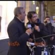 VIDEO YouTube - Maurizio Gasparri canta a Radio Rock Sono rockissimo (3)