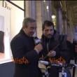 VIDEO YouTube - Maurizio Gasparri canta a Radio Rock Sono rockissimo (4)