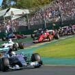 F1 Australia. Hamilton vince, doppietta Mercedes. Ferrari di Vettel terza FOTO 7