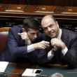 """Lupi si dimette, Alfano lo consola con biglietto """"onesto, sincero e concreto06"""